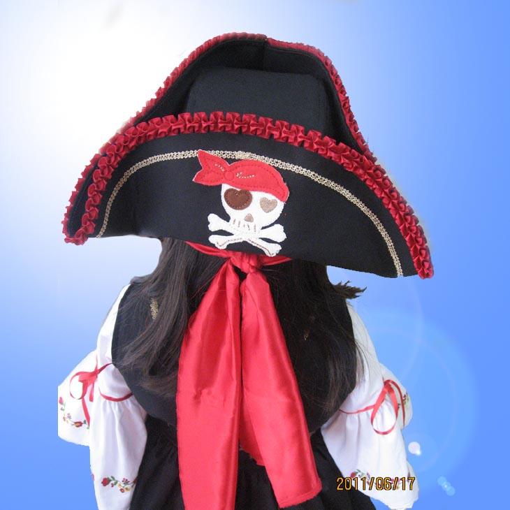 トリコーン女海賊・後