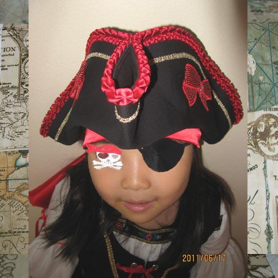 トリコーン女海賊・前