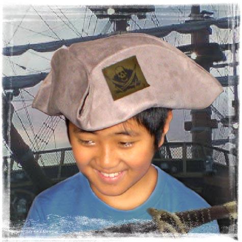 トリコーン海賊旗